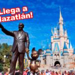 ¡La magia de Disney por fin llega a Mazatlán!