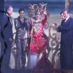 Alexa I es la Reina del Carnaval Internacional de Mazatlán