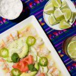 Conoce la receta y origen del Aguachile