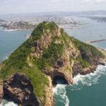 El faro de Isla El Crestón, la mejor vista de Mazatlán