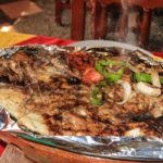 ¡No hay como el sabroso pescado zarandeado de Mazatlán!