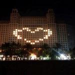 ¡Mazatlán se ilumina de solidaridad!