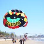 Paseo en Paracaídas o parachute: ¡Increíble experiencia para turistas!